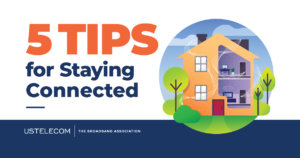 5 Tips For Staying Connected
