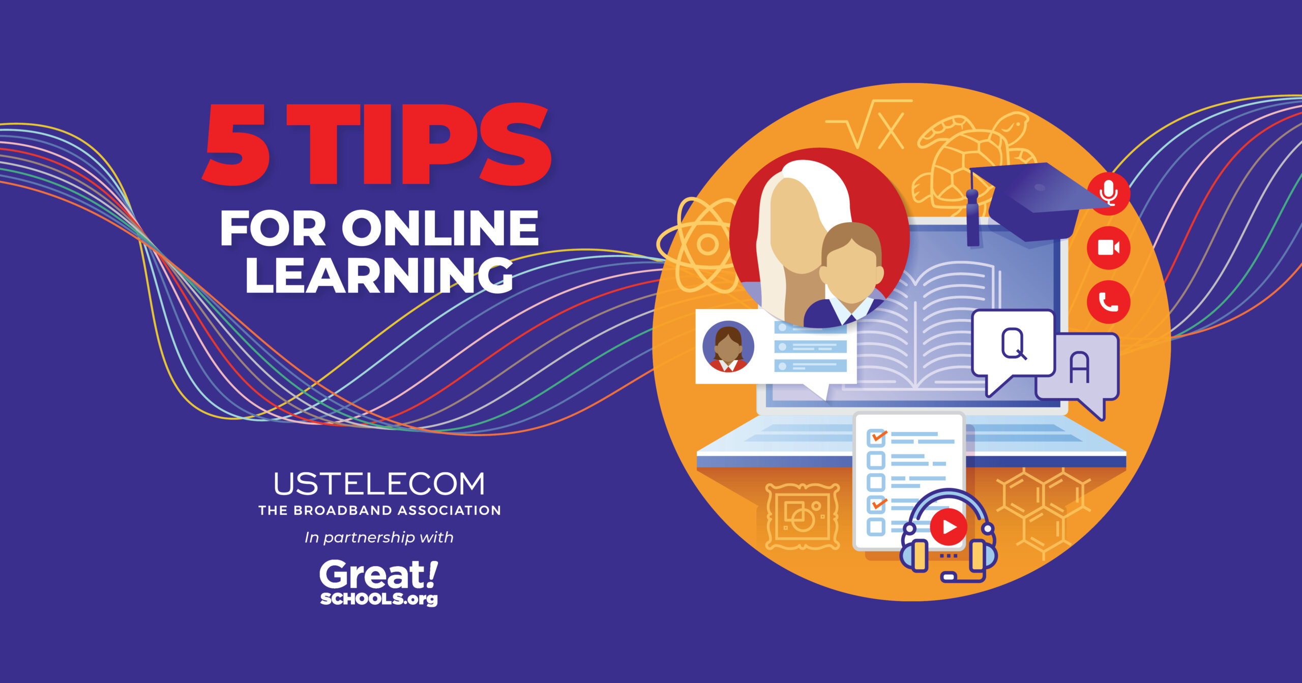 5 Tips for Online Learning 1