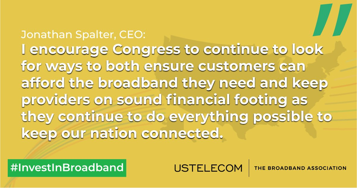 Action Center: #InvestInBroadband