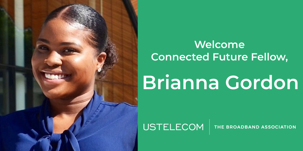 USTelecom Welcomes Brianna Gordon as Inaugural Connected Future Fellow 1