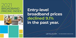 All Price Points: Entry-Level Broadband Prices Continue Decline in 2021